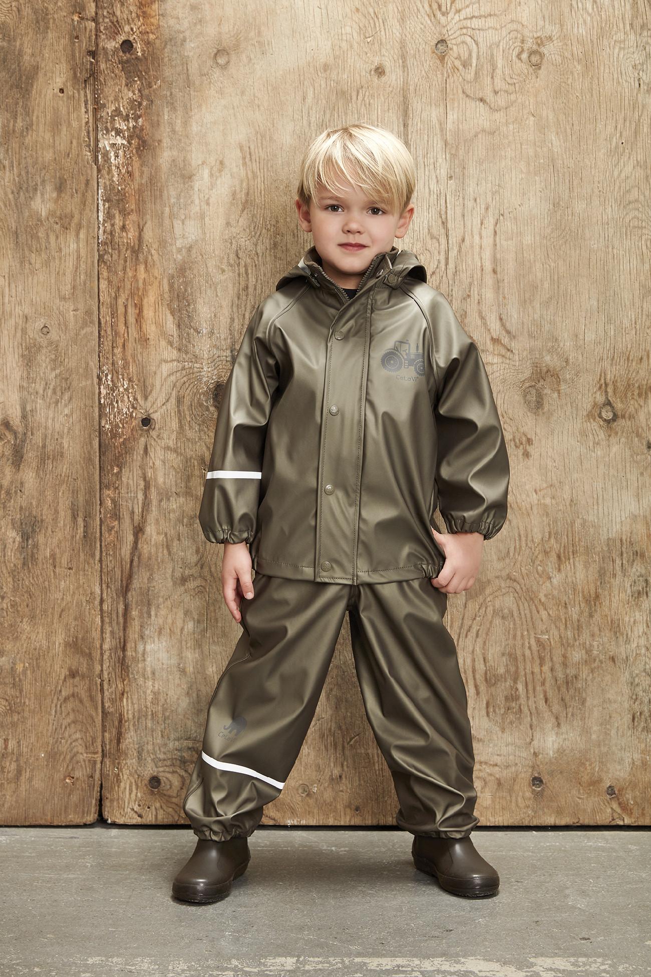 CeLaVi dětský oblek do deště 4891-252