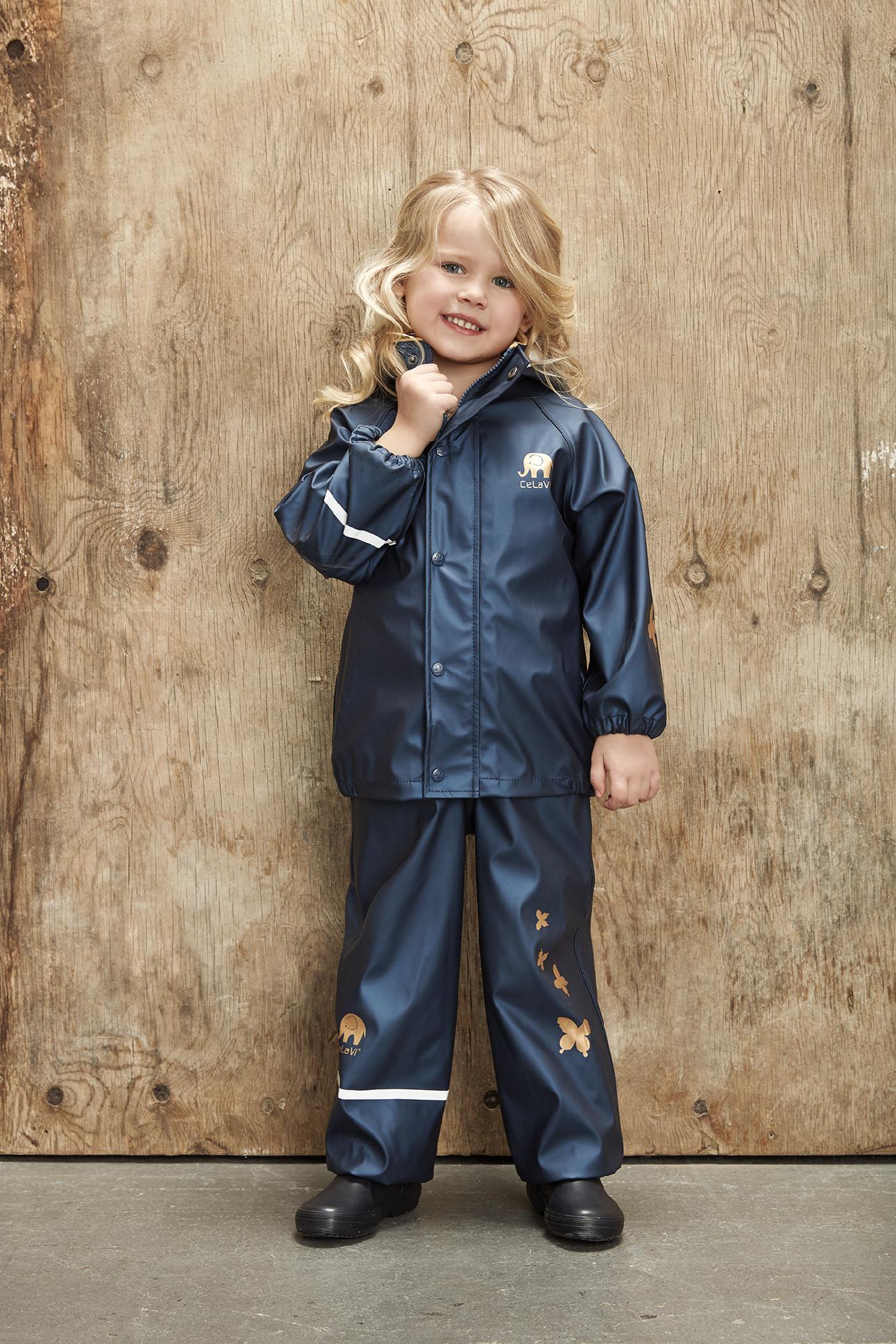 CeLaVi dívčí oblek do deště 4891-778