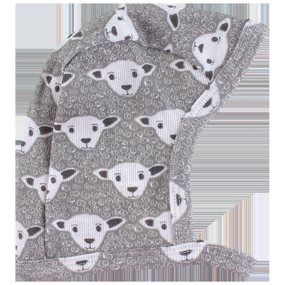 Fixoni kojenecká dívčí vlněná čepice 33604-00-31
