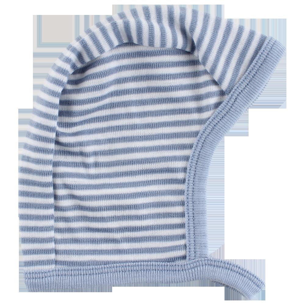 Fixoni kojenecká chlapecká vlněná čepice 33614-03-55