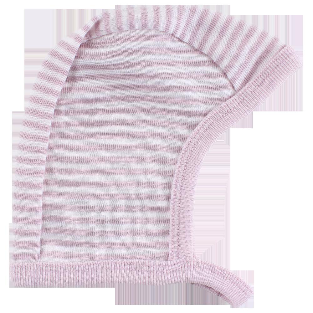 Fixoni kojenecká dívčí vlněná čepice 33614-20-54