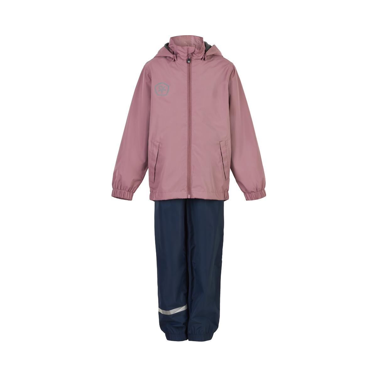 Color Kids dívčí oblek do deště AF 5000  104625-4199