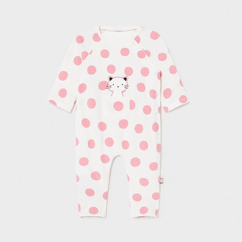 Mayoral kojenecké dívčí pyžamo 1615 - 068