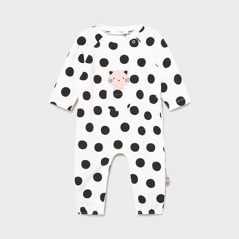 Mayoral kojenecké dívčí pyžamo 1615 - 067