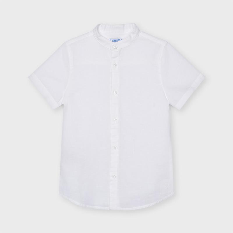 Mayoral chlapecká košile s krátkým rukávem 3117 - 088