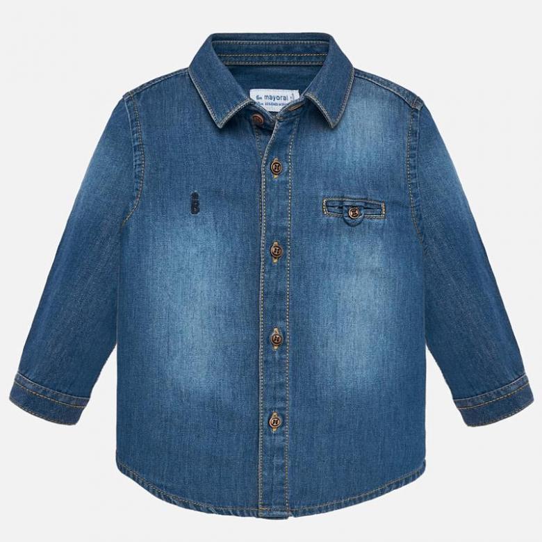 Mayoral džínová košile 2113