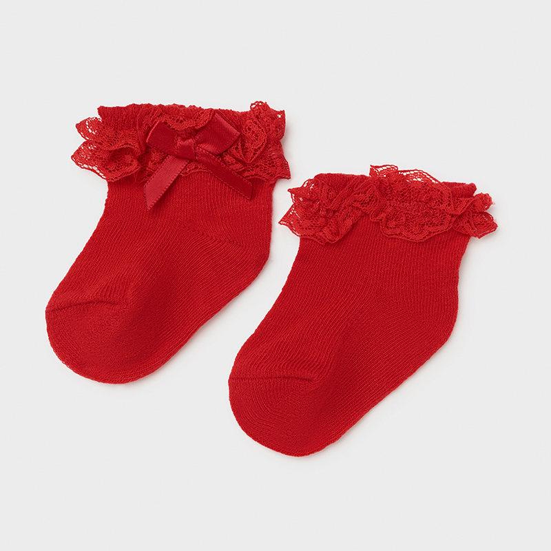 Mayoral kojenecké dívčí ponožky 9367 - 088