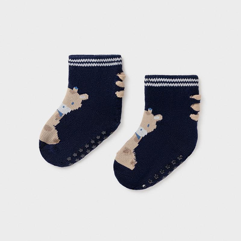 Mayoral dětské kojenecké ponožky s protiskluzovou vrstvou 9359 - 070