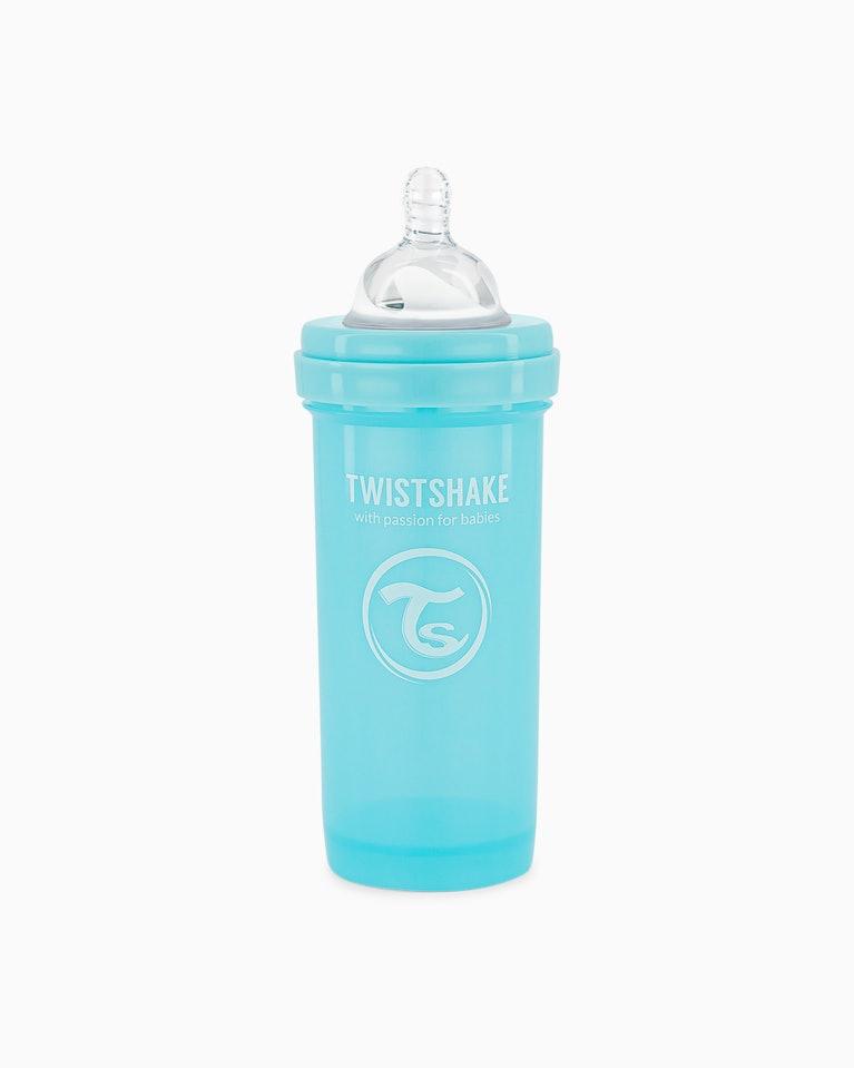 Twistshake kojenecká láhev Anti - Colic 260 ml modrá K78256