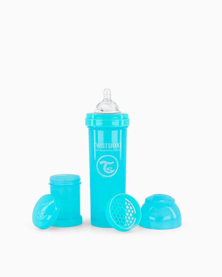 Twistshake kojenecká láhev Anti - Colic 330 ml modrá K78262