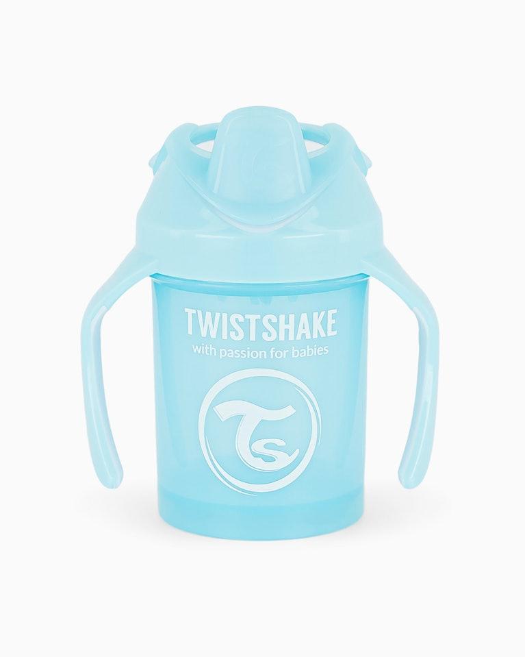 Twistshake učící netekoucí hrnek modrý 230 ml K78268