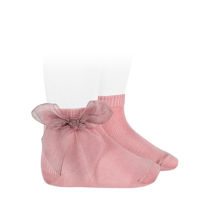 Condor dětské ponožky s mašlí 24394 - 526