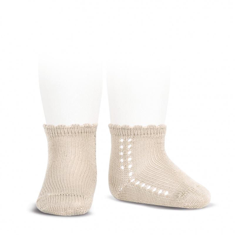 Condor dětské háčkované ponožky 25694 - 304