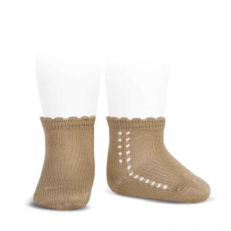 Condor dětské háčkované ponožky 25694 - 326