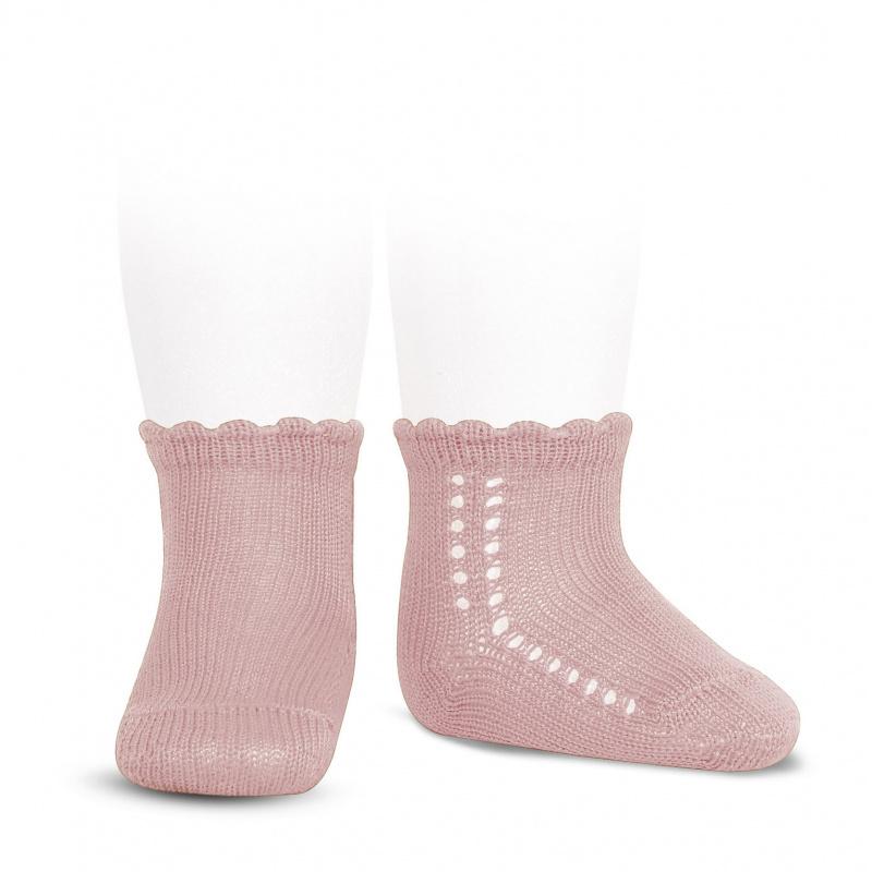 Condor dětské háčkované ponožky 25694 - 526