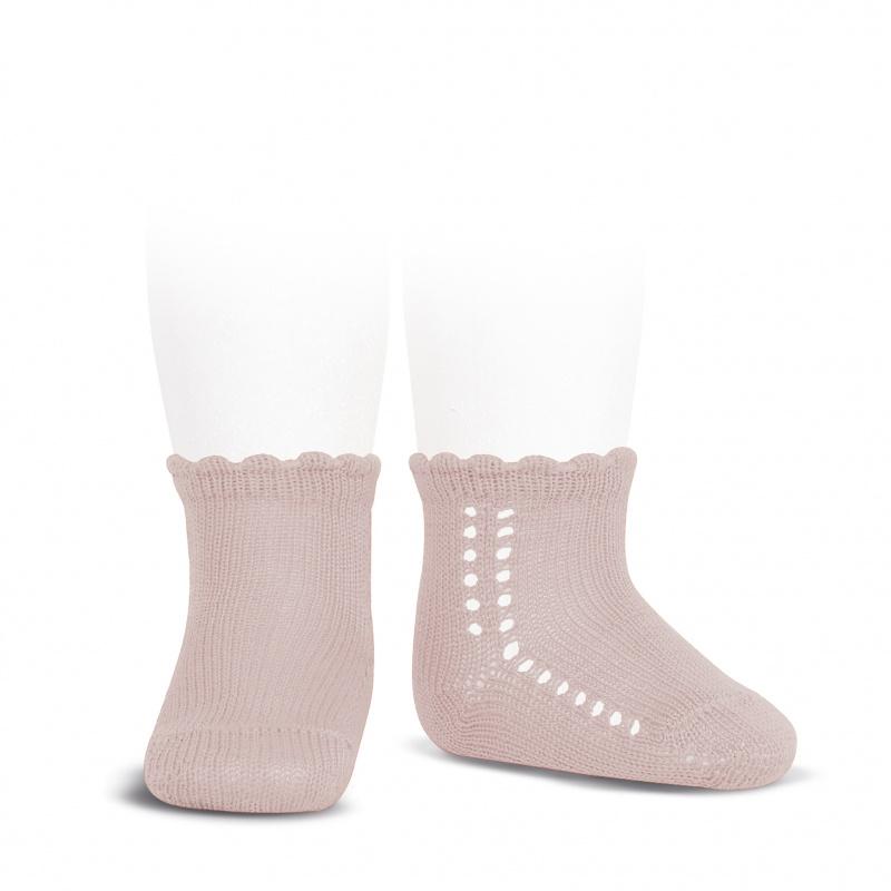 Condor dětské háčkované ponožky 25694 - 544
