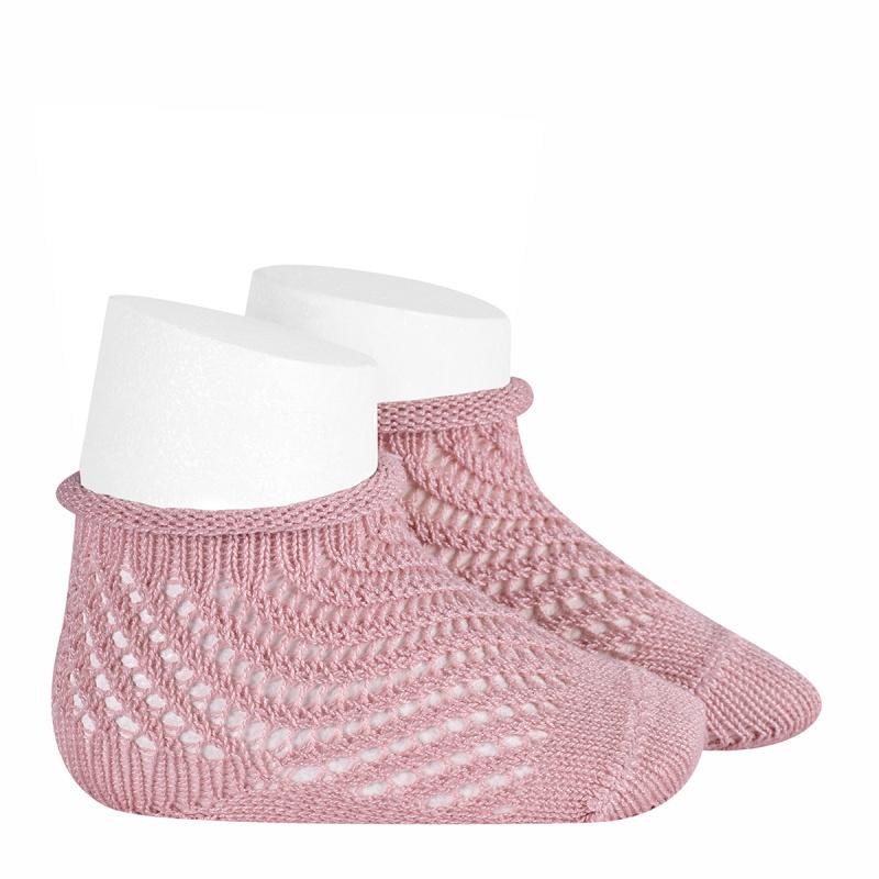 Condor dětské háčkované ponožky 25084 - 526