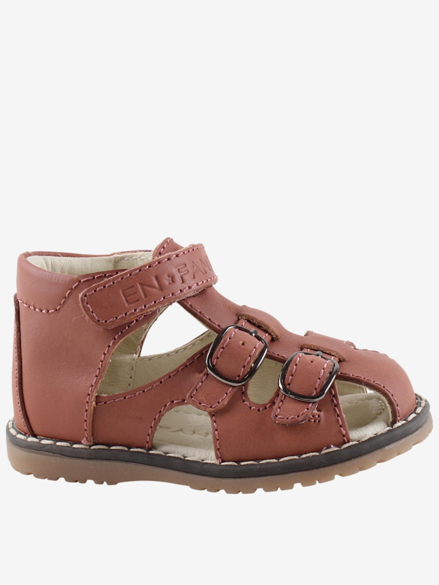 En Fant kojenecké kožené sandálky 815256 - 59