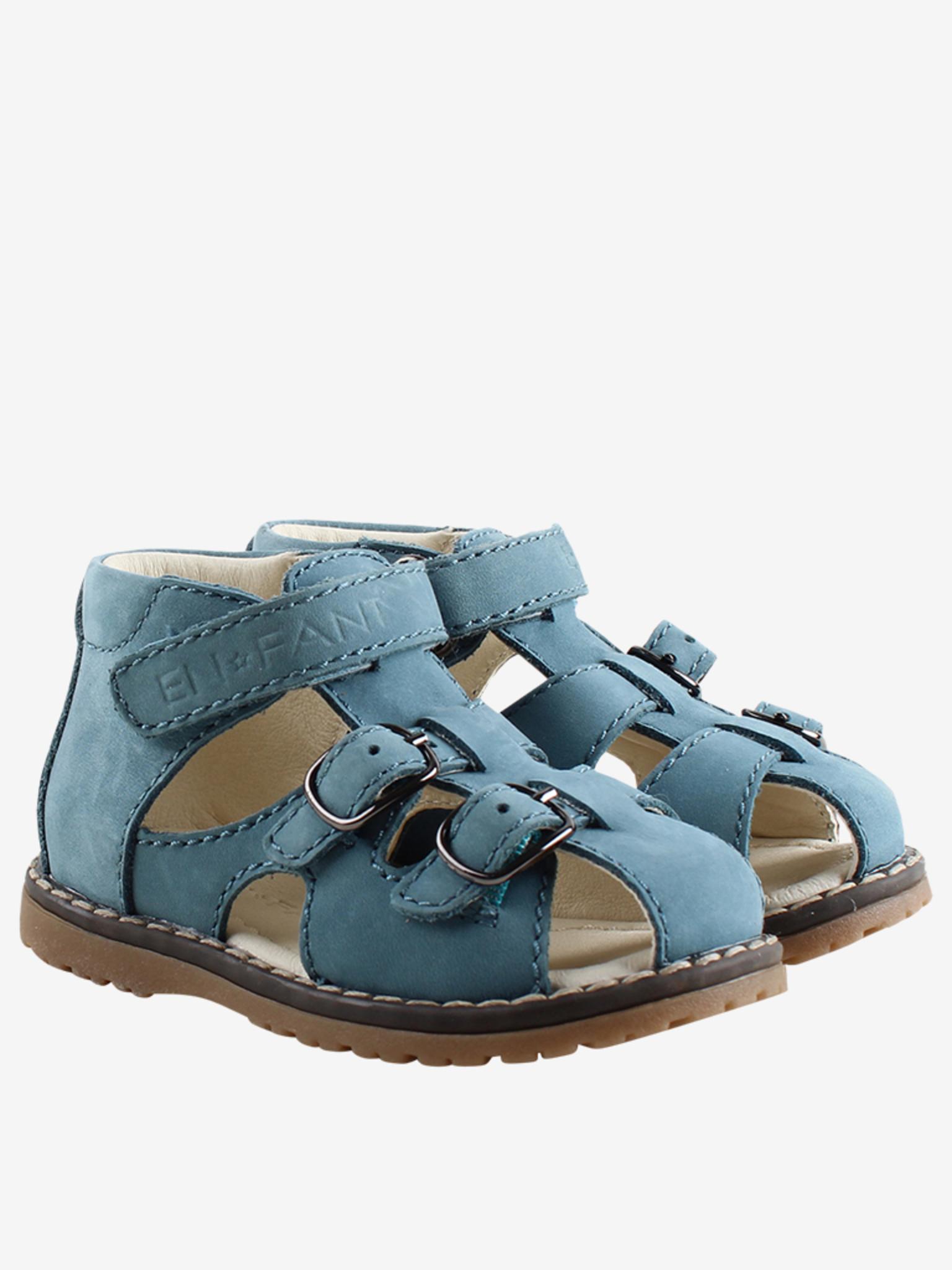 En Fant kojenecké kožené sandálky 815256 - 159