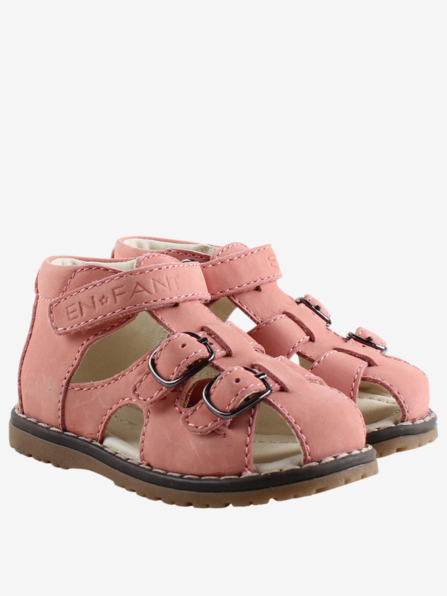 En Fant kojenecké kožené sandálky 815256 - 151