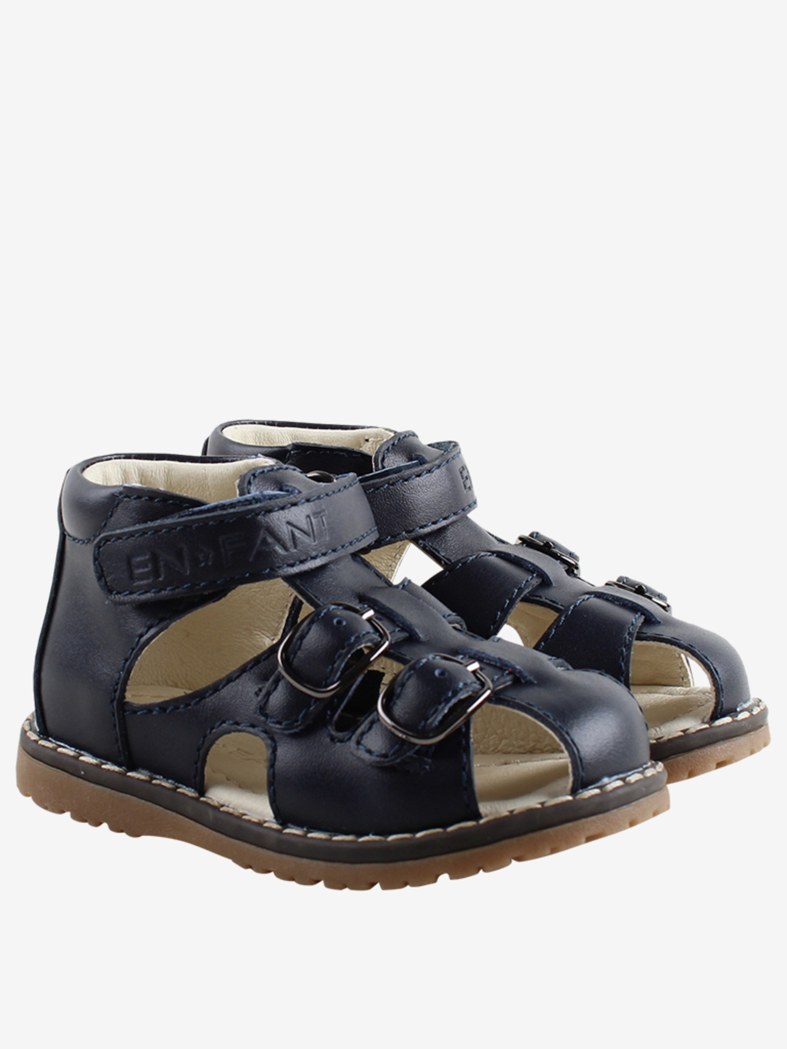 En Fant kojenecké kožené sandálky 815256 - 104