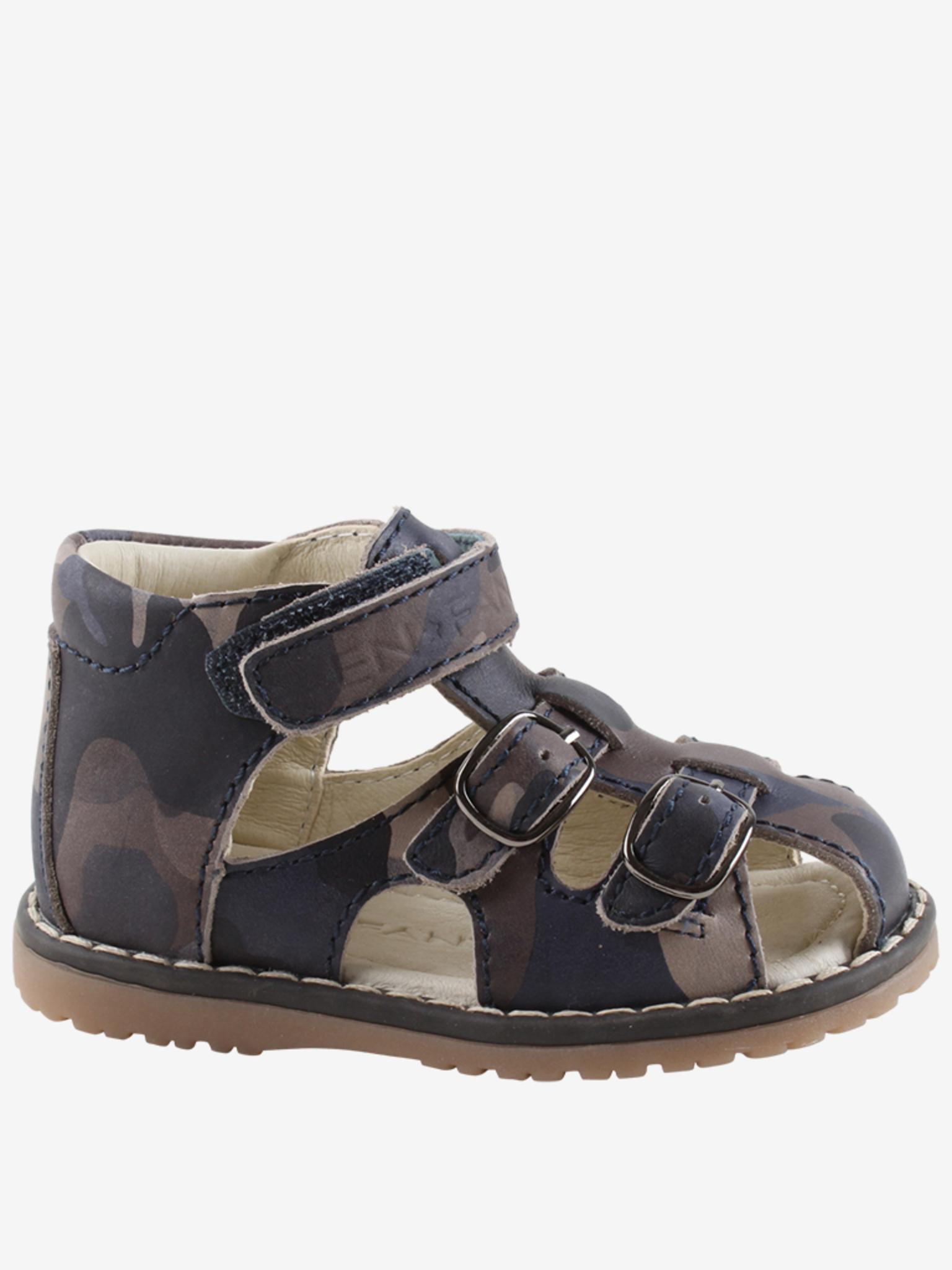 En Fant kojenecké kožené sandálky 815256 - 07