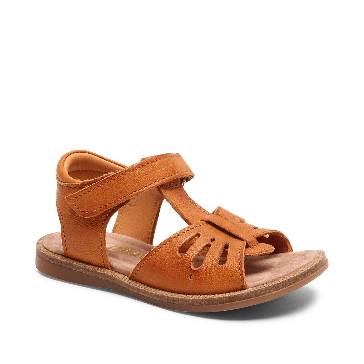 Bisgaard dívčí kožené sandály 70291 - 1335