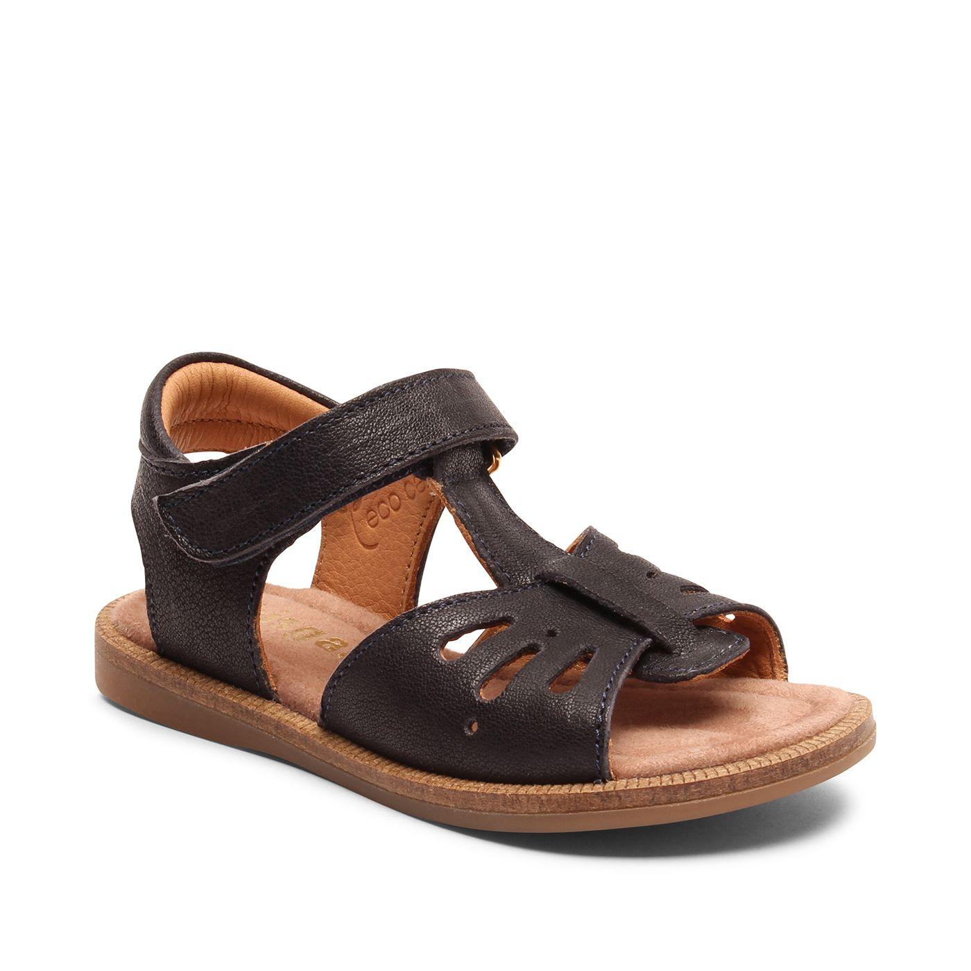 Bisgaard dívčí kožené sandály 70291 - 1423