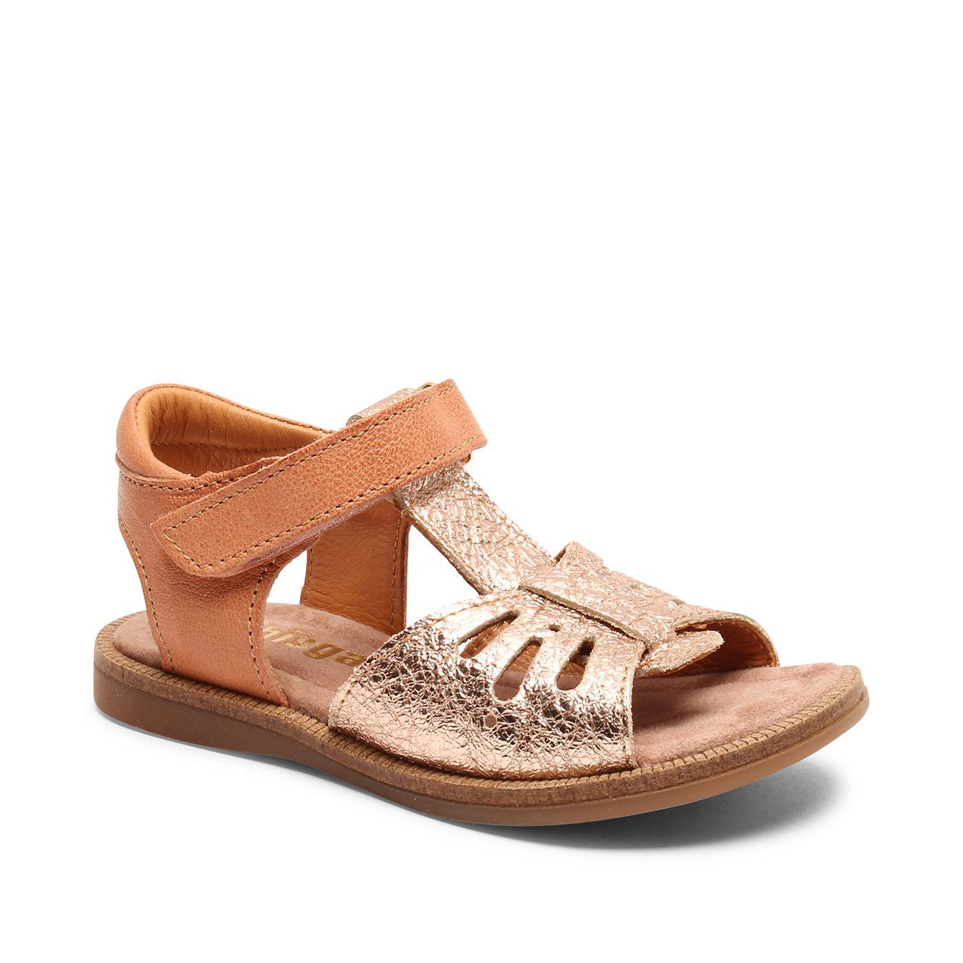 Bisgaard dívčí kožené sandály 70291 - 1623