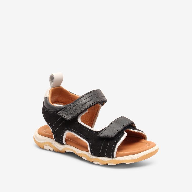 Bisgaard dětské kožené sandály 70317 - 1406