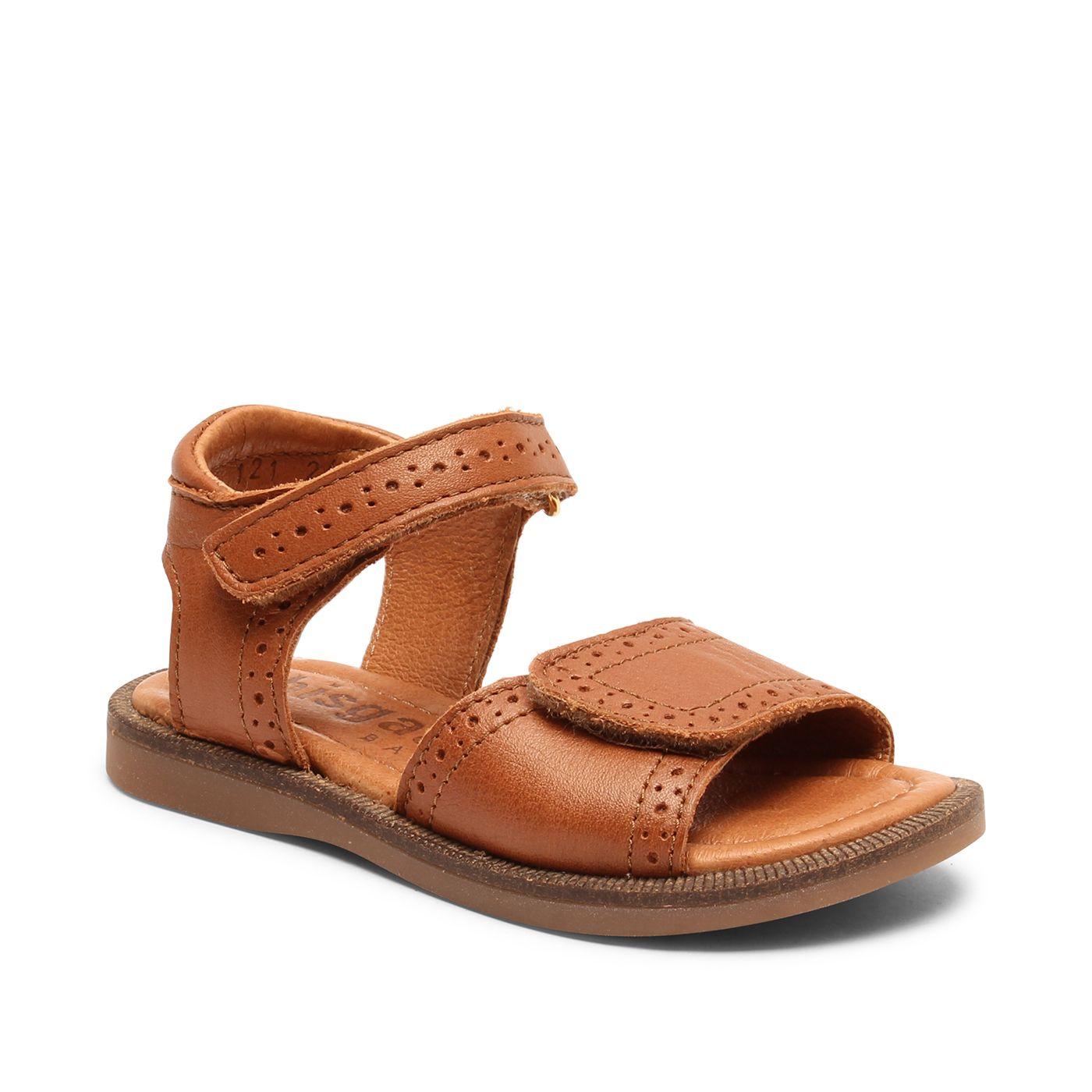 Bisgaard dívčí kožené sandály 70706 - 1332