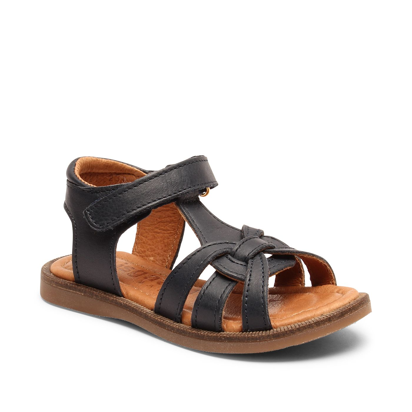 Bisgaard dívčí kožené sandály 70707 - 1428