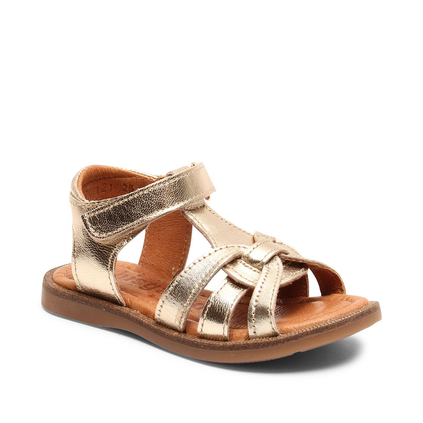Bisgaard dívčí kožené sandály 70707 - 2212
