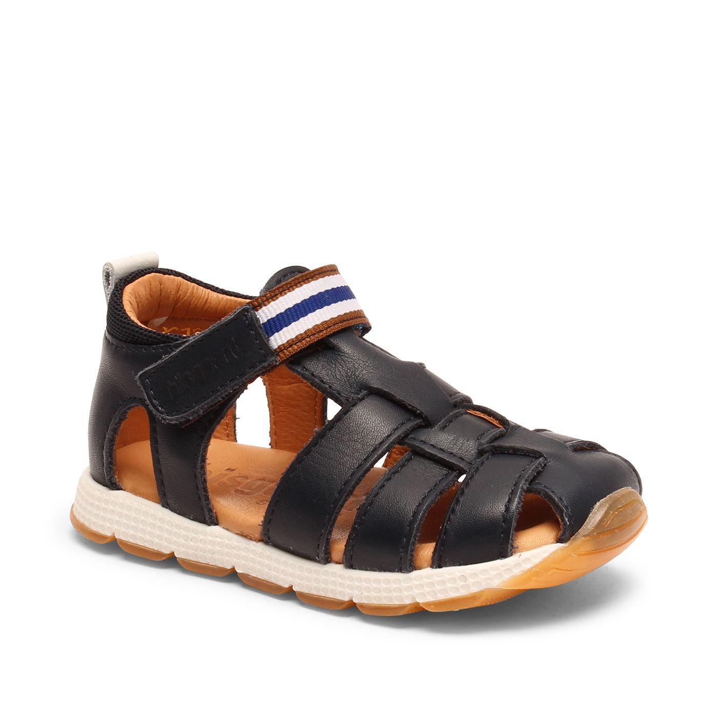 Bisgaard dětské kožené sandály 71241 - 1424