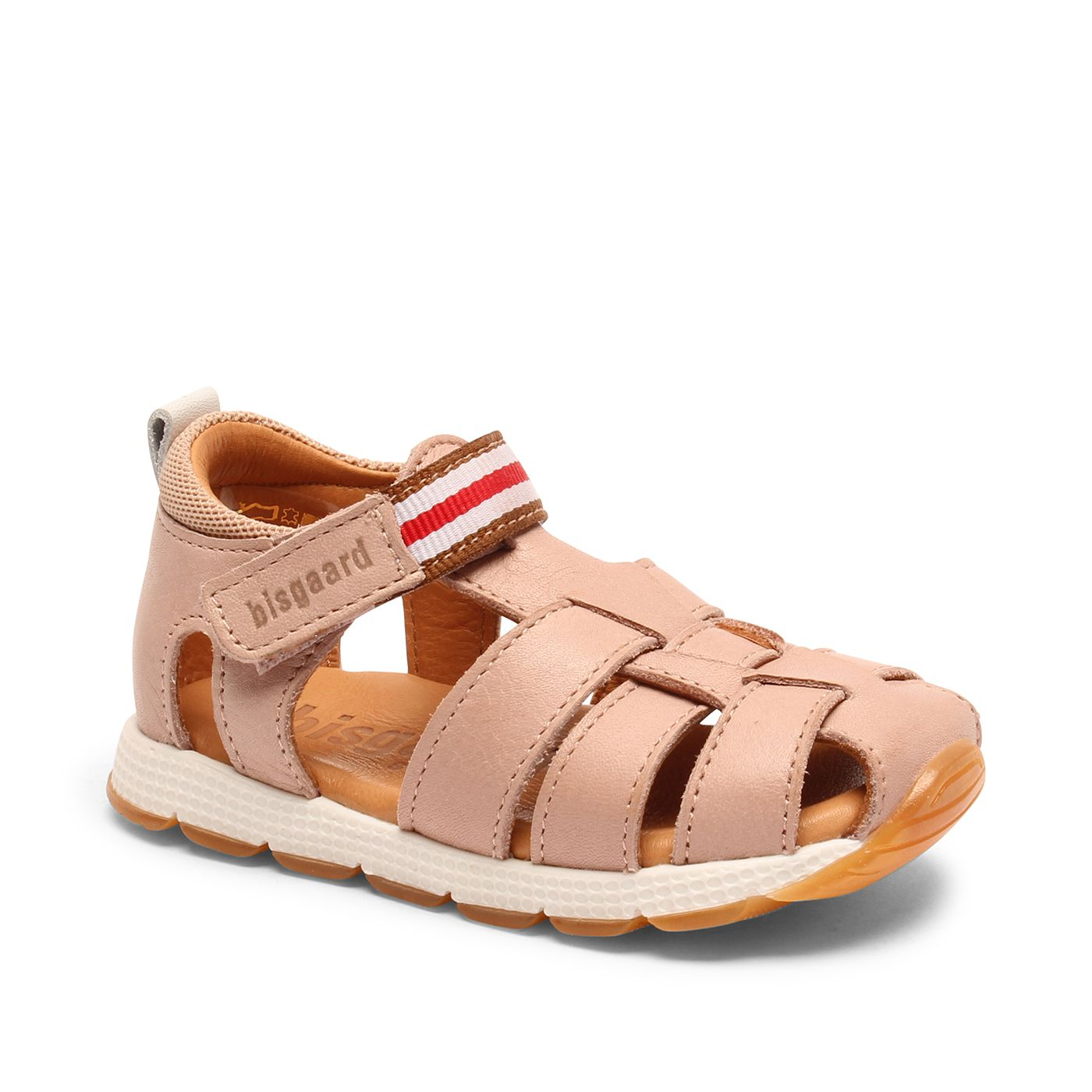 Bisgaard dívčí kožené sandály 71241 - 1629
