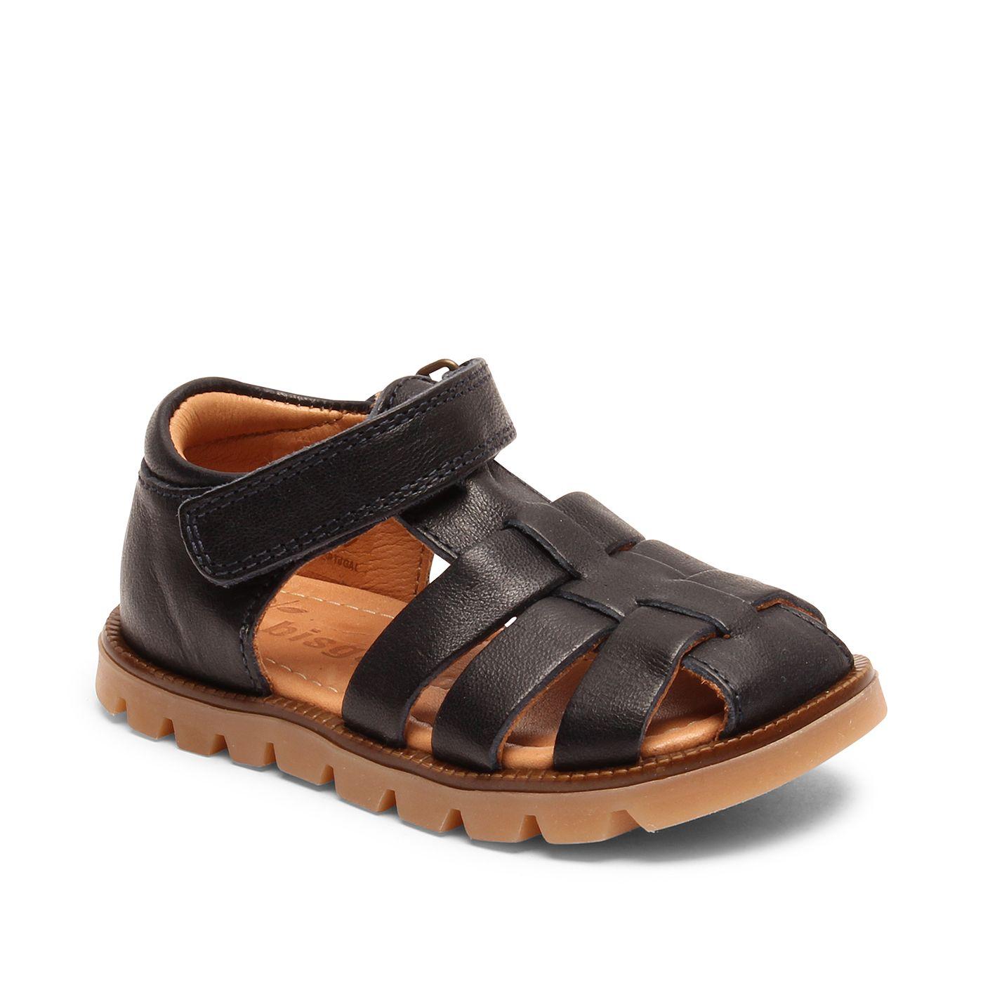 Bisgaard dětské kožené sandály 71242 - 1422