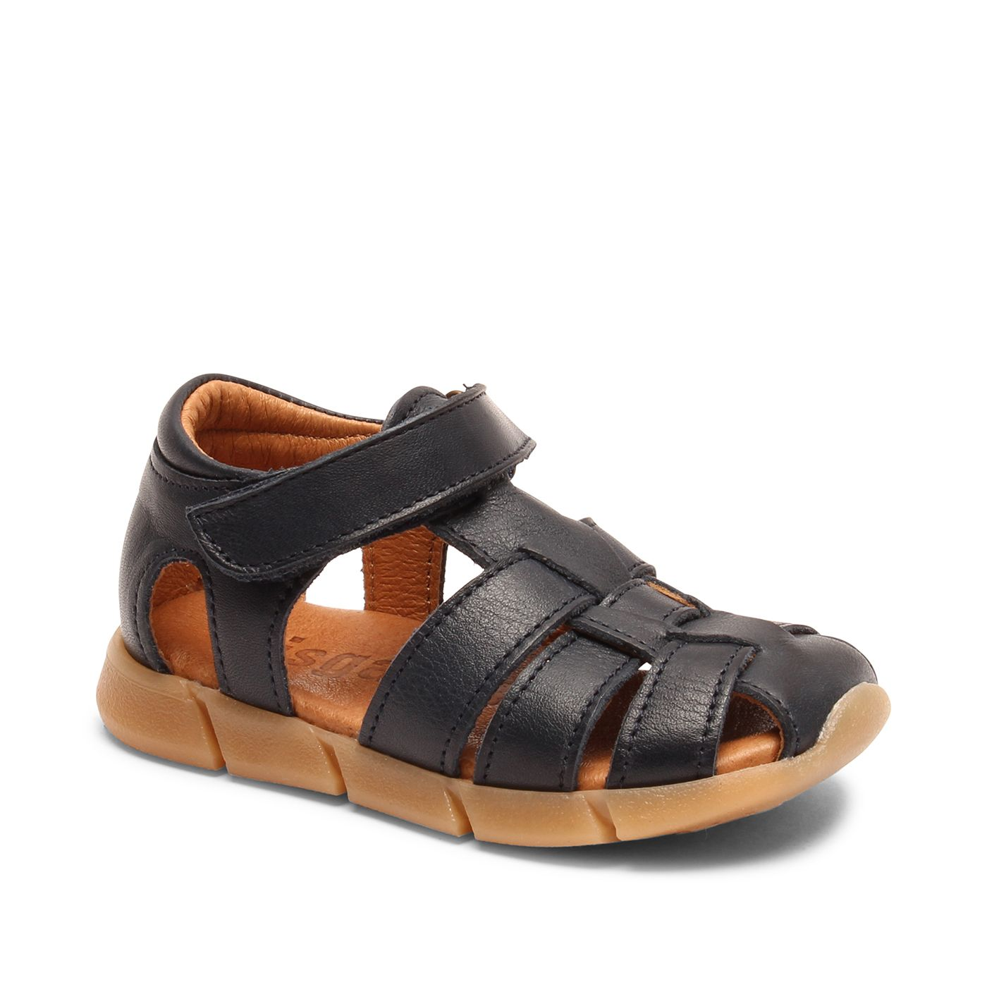 Bisgaard dětské kožené sandály 71250 - 1428