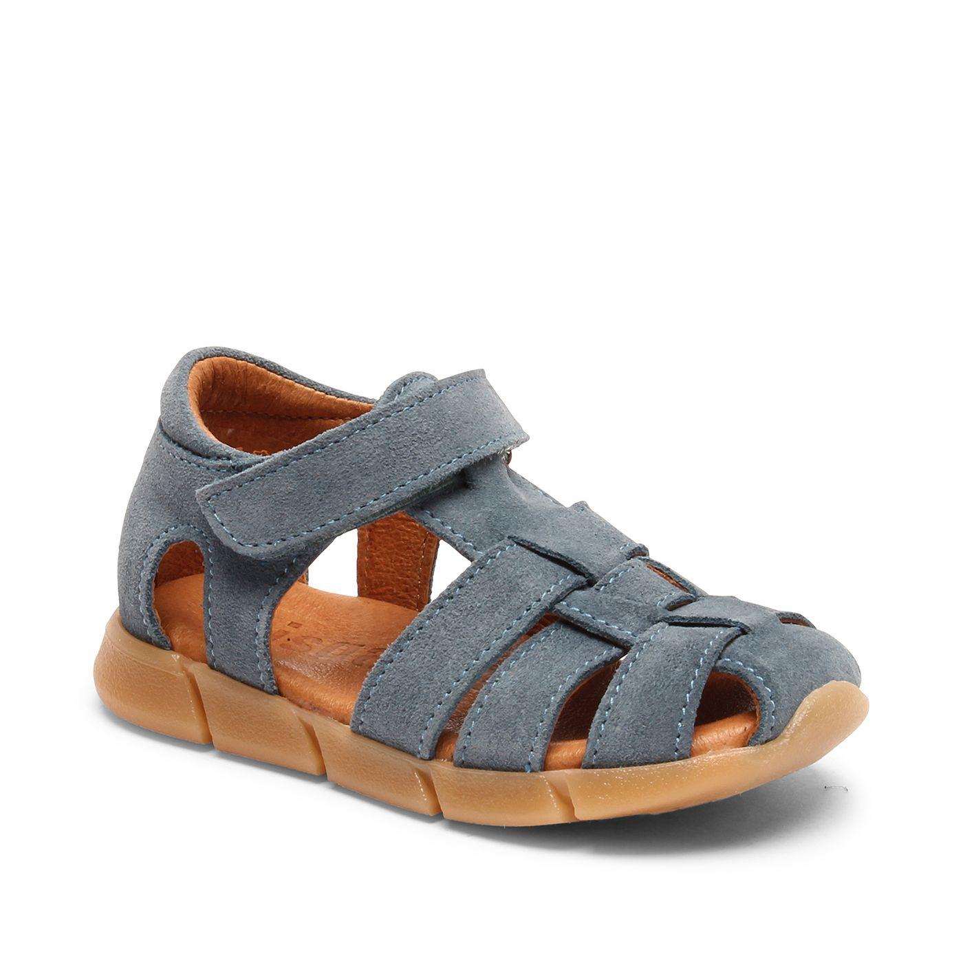 Bisgaard dětské kožené sandály 71250 - 1721