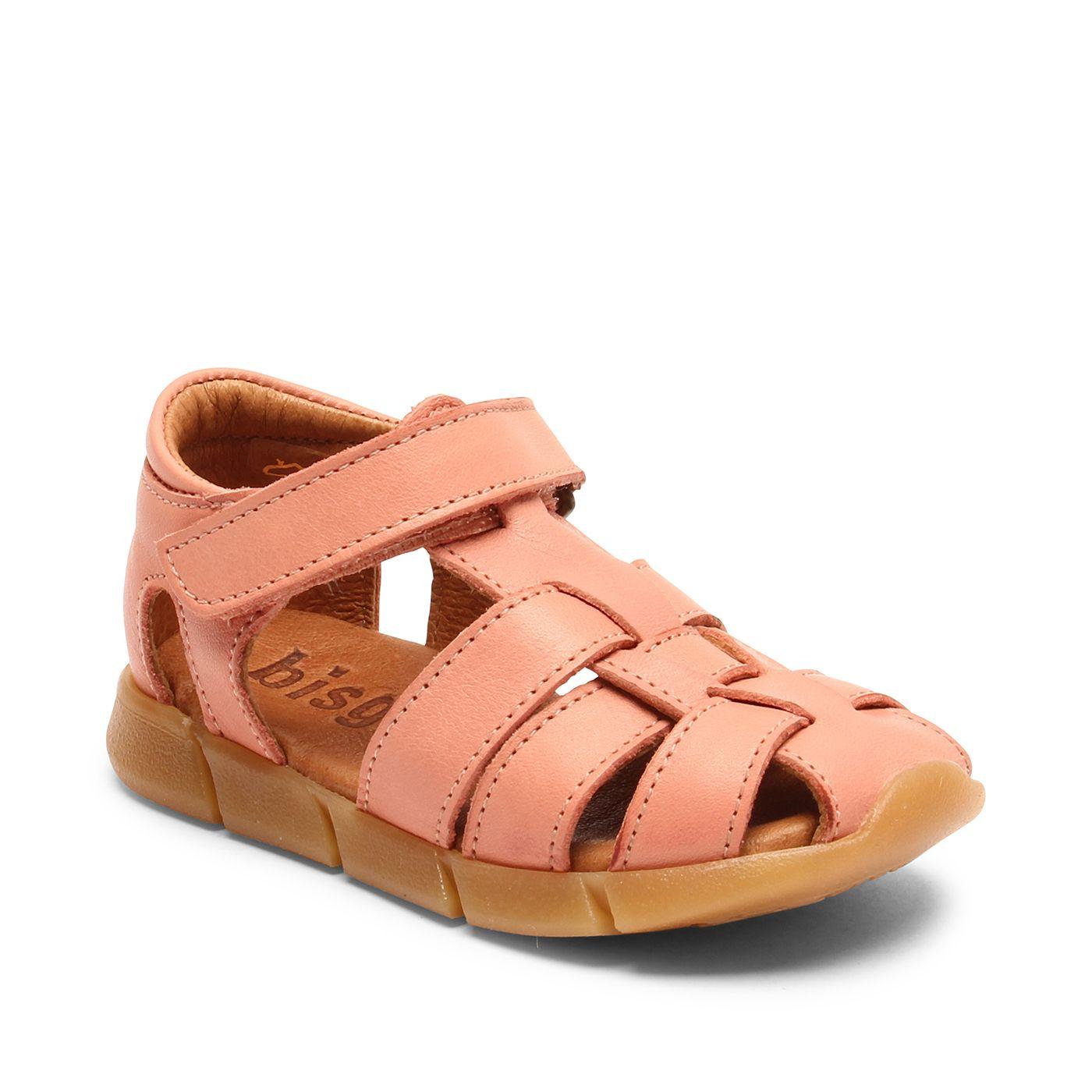 Bisgaard dětské kožené sandály 71250 - 1819