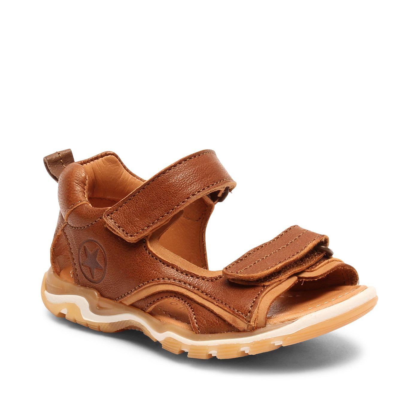 Bisgaard dětské kožené sandály 71257 - 1326