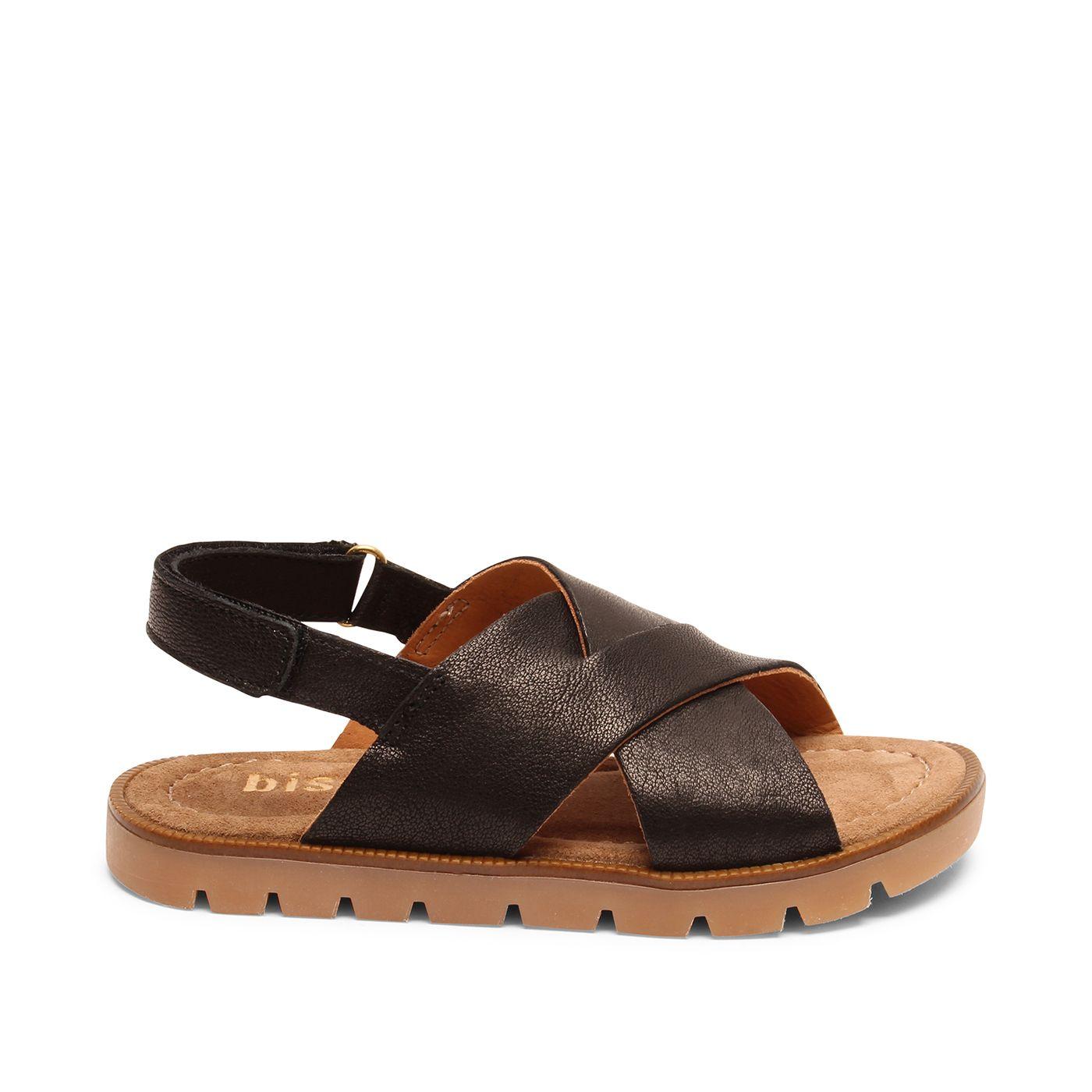 Bisgaard dětské kožené sandály 71939 - 1022