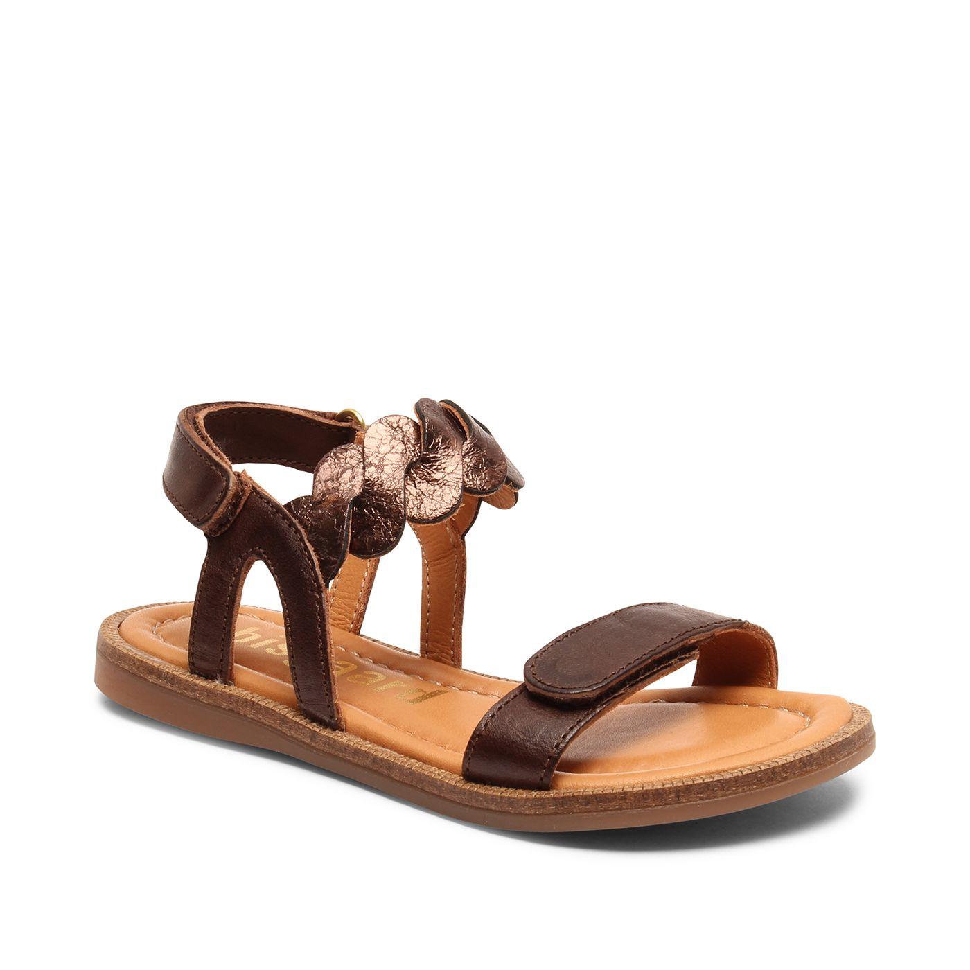 Bisgaard dívčí kožené sandály 71945 - 1200