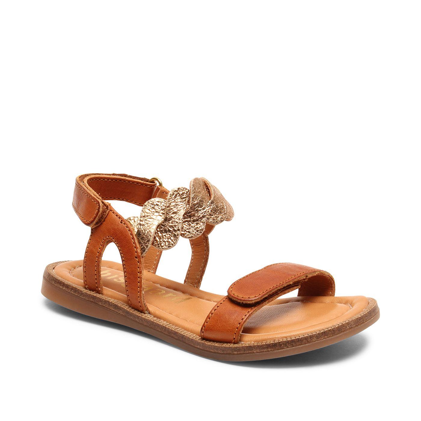 Bisgaard dívčí kožené sandály 71945 - 1300