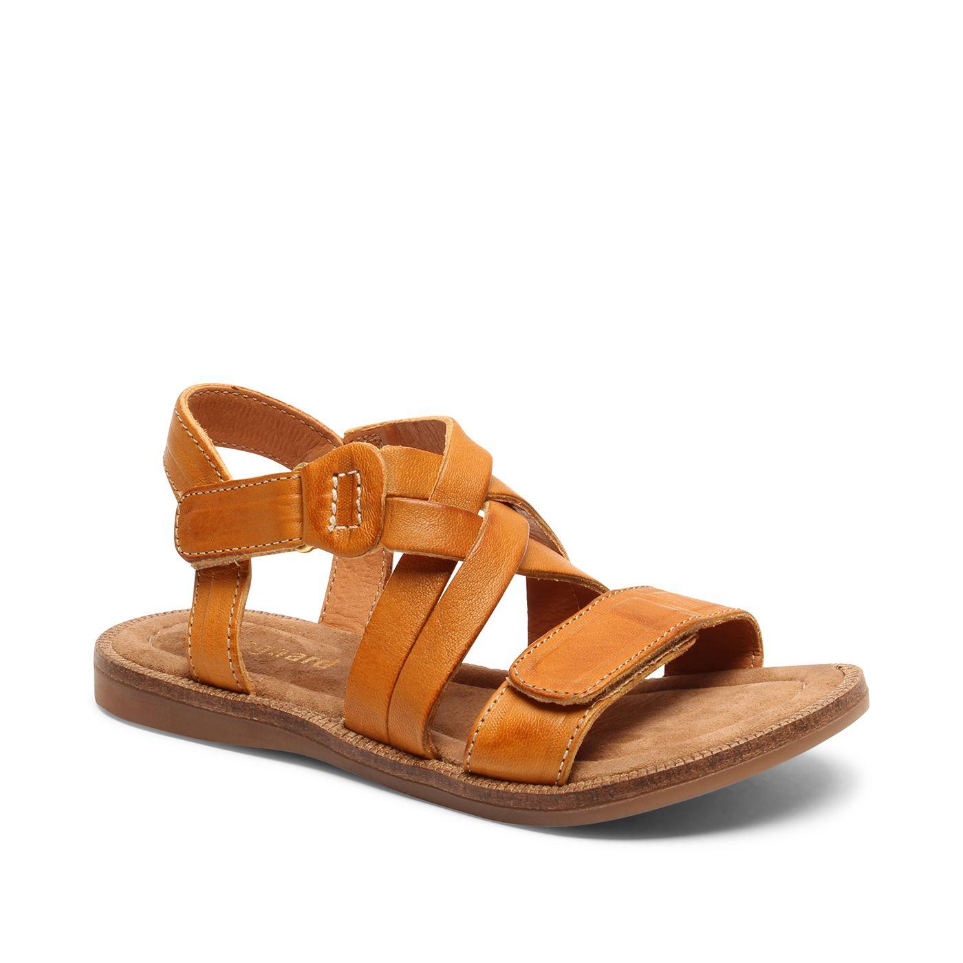 Bisgaard dívčí kožené sandály 71946 - 2112