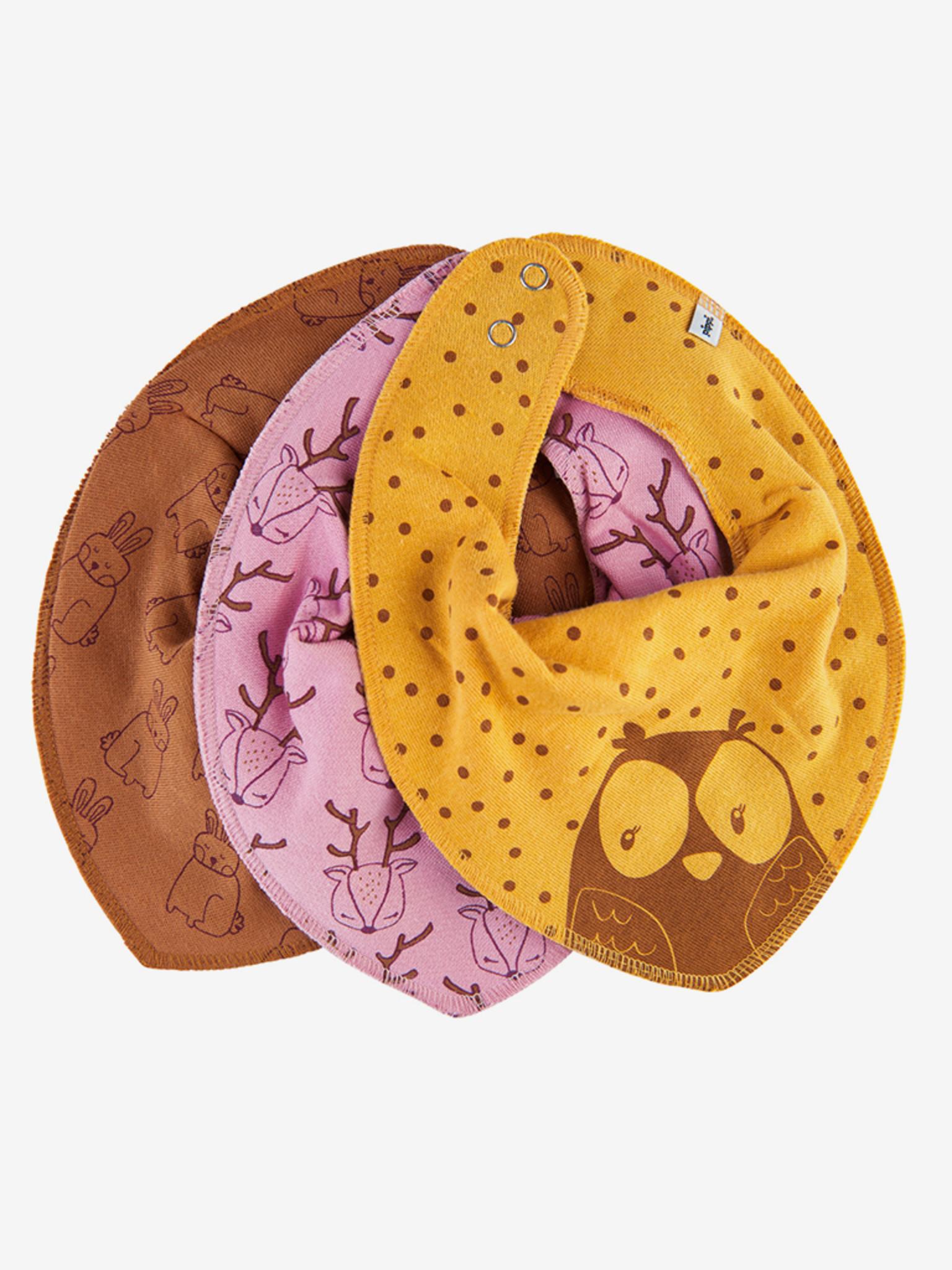 Pippi kojenecký bryndák set 3 ks 5352 - 372