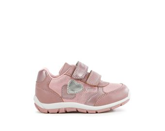 GEOX dětské boty pro první krůčky TODO BABY GIRL - B163YA
