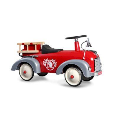 Baghera odrážedlo hasičské auto