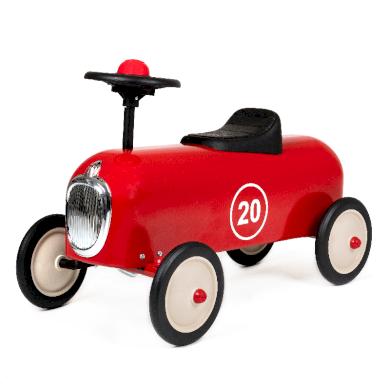 Baghera odrážedlo racer červené