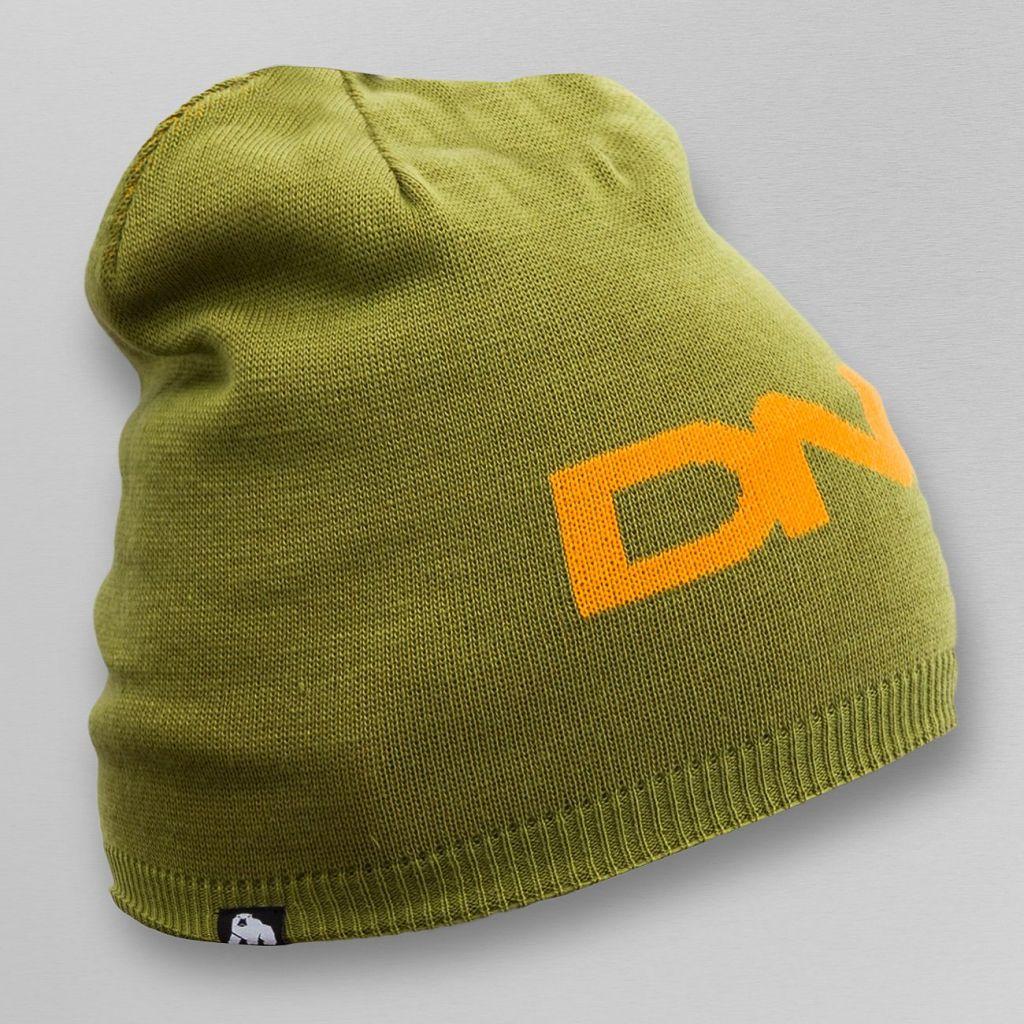 Čepice DNGRS Beanie - zelená