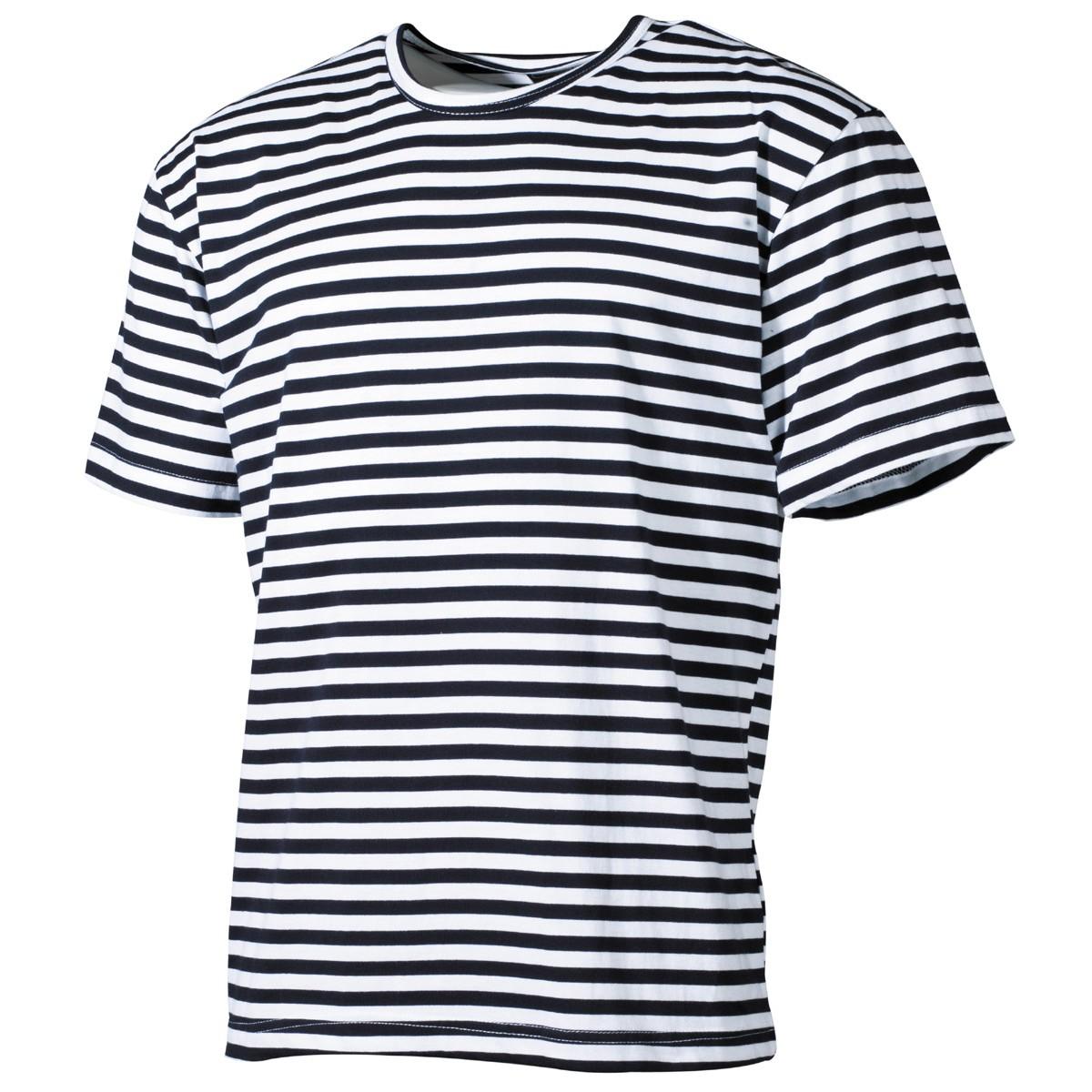Ruské námořnické tričko MFH, S
